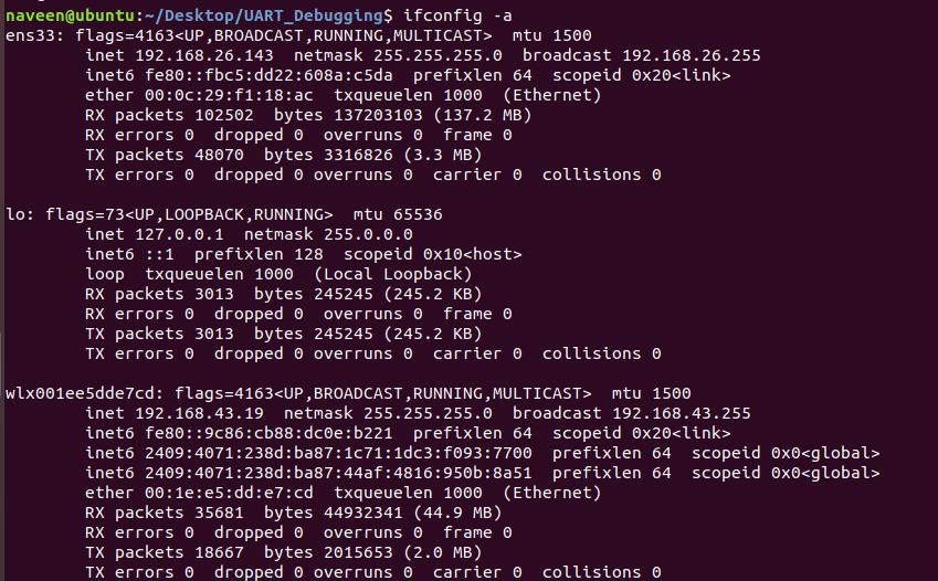 Linux command to get mDNS Service discovery and to get its