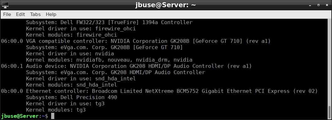 Kernel Update with NVIDIA