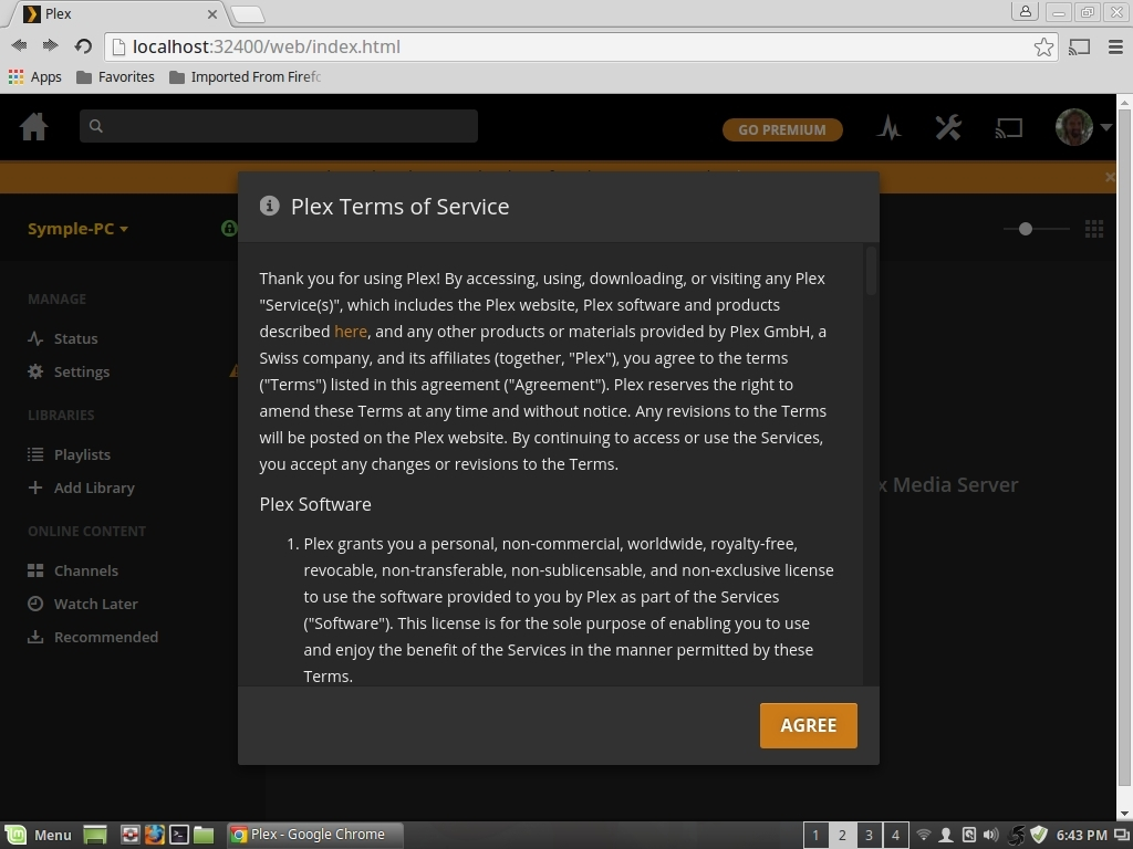 Plex – Streaming Content to ROKU | Linux org